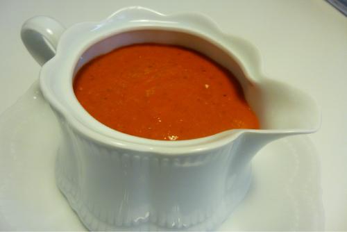 Pesto de pimientos rojos