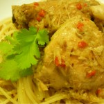 Pollo al lemongrass
