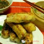 Salsa para nems vietnamitas