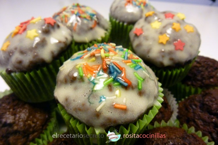 muffins de fiesta