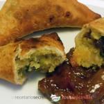 Samosas (empanadillas de verduras)