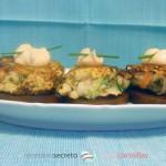 Bocaditos de pescado y verduritas