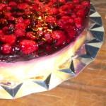 Tarta «como gelatina sobre muelles»